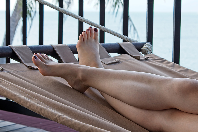 Jak przygotować stopy na lato