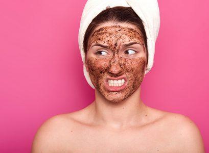 Maseczki z kawy na twarz, włosy i cellulit